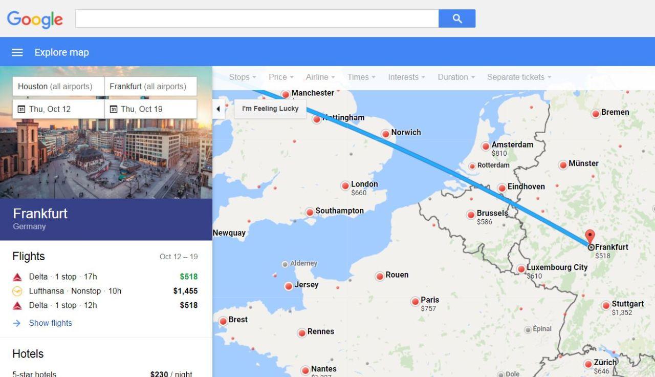 Houston To Frankfurt 518 Round Trip Travel With Me